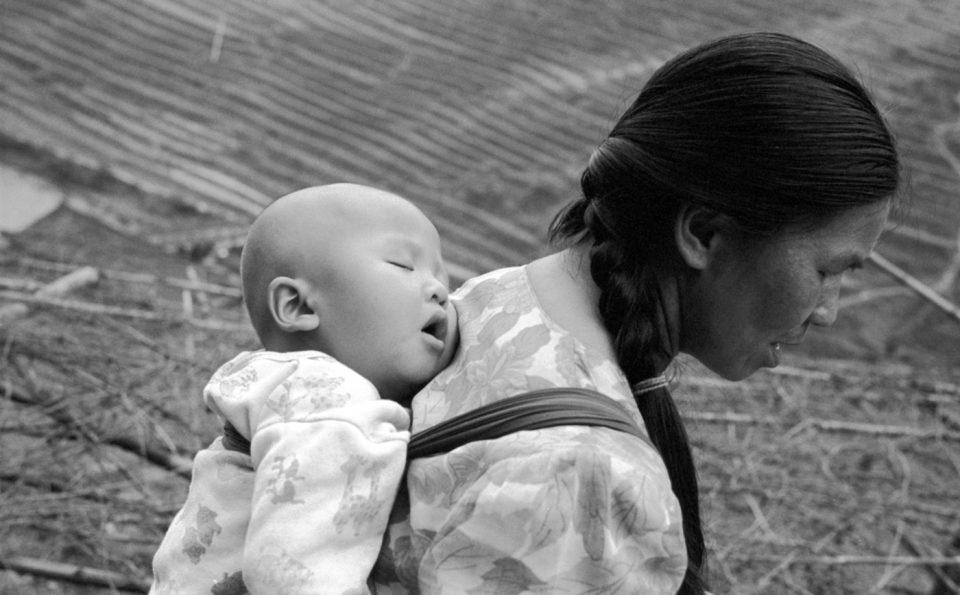 China, une série argentique en noir et blanc
