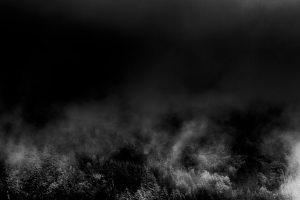 FOG II - Photo de Valmorel dans la brume - Photo d'art édition limitée