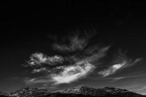 Photo de montagne à Valmorel